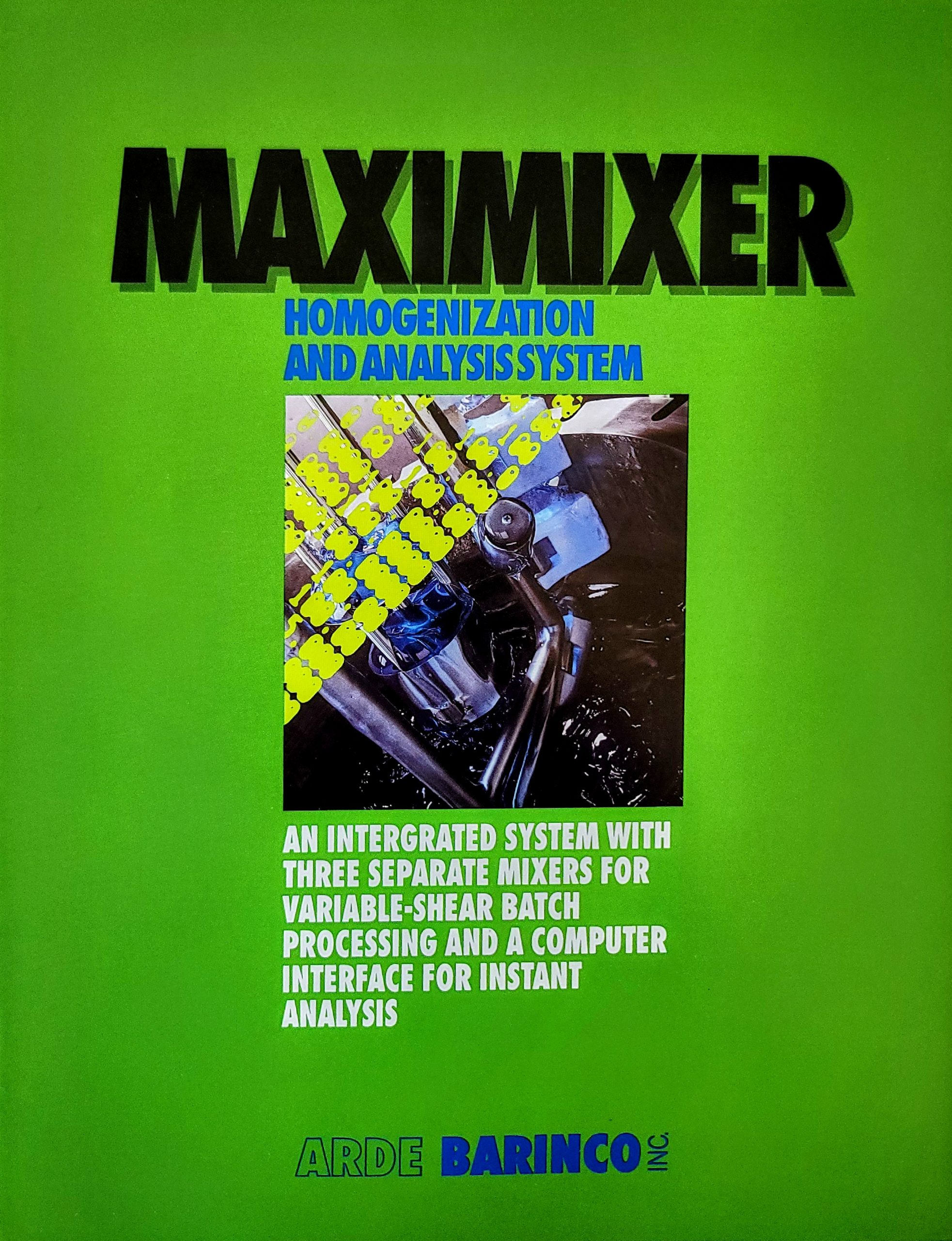 arde barinco_brochure_maximixer_8