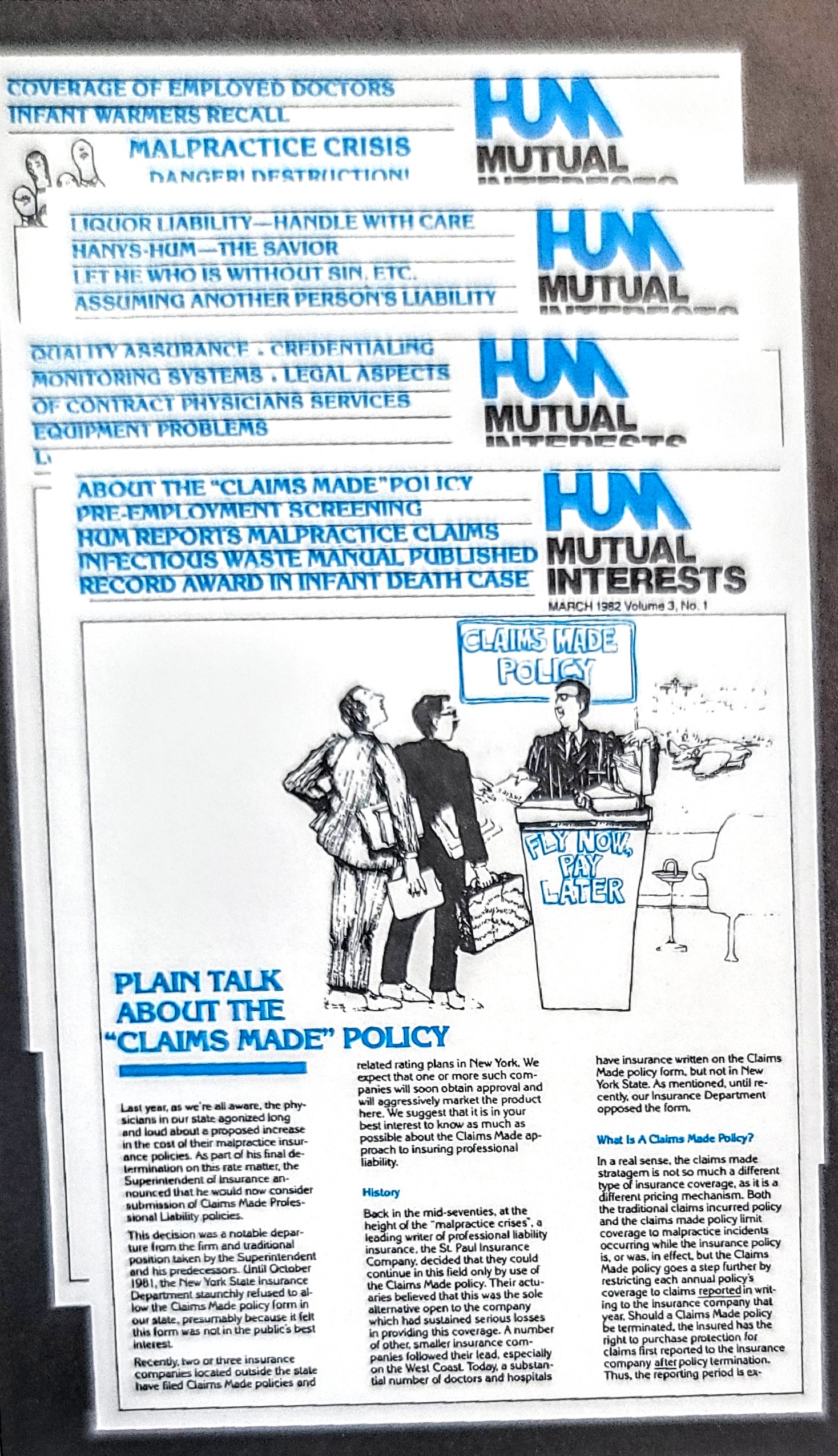 hum_newletter series